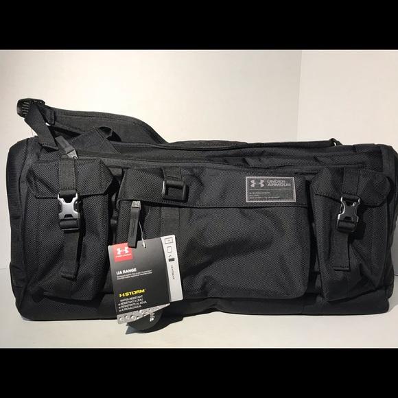Under Armour Cordura Range Duffle Bag Backpack 2beef9eb1c717